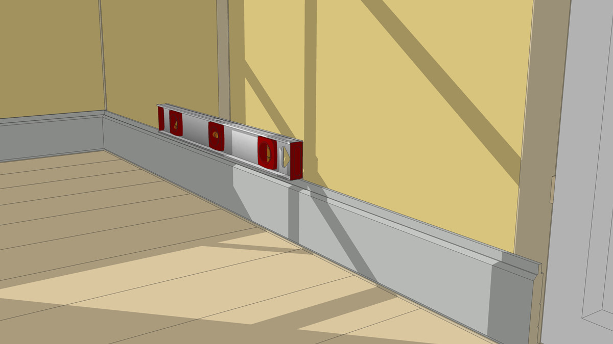 Elektrisk under panel hekte